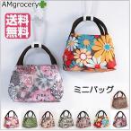 ショッピングハンドバッグ ハンドバッグ 送料無料 ランチバッグ ミニバッグ 軽量 軽い 防水 柄 ポップ柄 プレゼント 女の子