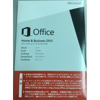 新品未開封 Microsoft Office Home and Business 2013 OEM版
