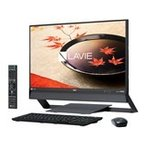 新品同様 NEC LAVIE Desk All-in-one DA770/FAB PC-DA770FAB [ファインブラック]