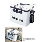 シマノ(Shimano) BK-081A フィッシュバッカンISO ホワイト 40cm