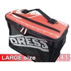 ドレス(DRESS ライラクス) DRESSフローティングスカリ +PLUS Lサイズ レッド/ホワイト