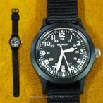 BENRUS ベンラスウォッチ(ブラック) 腕時計 メンズ