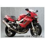 2輪 ヤマモトレーシング spec-A マフラー TI2-1 チタン 品番:11003-61TTB ホンダ VTR1000F