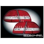 マックスエンタープライズ ZONE LEDテールレンズ レッド/クリアー/レッド セリス-ルック タイプ-1 品番:210067 メルセデス・ベンツ W211 Eクラス ワゴン