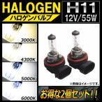 AP ハロゲンバルブ H11 12V 55W 5000K 純正互換 AP-LL008 入数:1セット(2個)