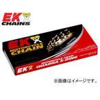 2輪 EK/江沼チヱン シールチェーン QXリング ゴールド 530SRX2(GP,GP) 120L 継手:SLJ トライアンフ タイガー サンダーバードスポーツ サンダーバード