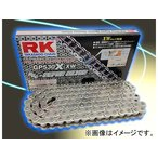 2輪 RK EXCEL シールチェーン GP シルバー GP520R-XW 110L VTR250 VTR250 Bスタイル VTZ250 Vツインマグナ/S XL200R XL200パリダカ XL250R XL400RC