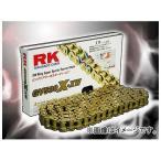 2輪 RK EXCEL シールチェーン GV ゴールド GV520R-XW 112L GSX250FX(カワサキ製) GSXR250RK RMX250S T/V RMX250X SP200 SX200R グラディウス 400