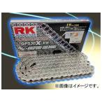 2輪 RK EXCEL ノンシールチェーン GP シルバー GP420MS 100L LB80 チャッピー PW80 QB50 フォーゲル RD50 V50 M/P V75 V80 YB-1 YB-1 Four YB50 YSR50 2AL