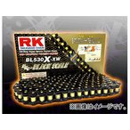 2輪 RK EXCEL シールチェーン BL ブラック BL420MR-U 92L LB80 チャッピー