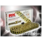 2輪 RK EXCEL シールチェーン GV ゴールド GV530X-XW 104L FZ600 SR500 2J2/48U/4E6/4F9/1RU TX650 XJ550 XS650 XS650SE