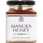 【ApBeeアピビー】マルチフローラルマヌカハニー250g【ニュージーランド政府認定マルチフローラルマヌカハニー】
