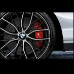 BMW M Performance 18インチ・ブレーキ・システム(レッド)