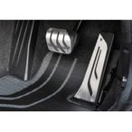 BMW M Performance ステンレス・ペダル・セット(AT車用)