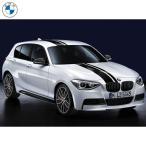 BMW純正 M performance エアロダイナミック・パッケージ フロント・スポイラー・セット(艶消し黒)(F20 〜2015.2)