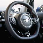 AMSECHS アムゼックス スポーツステアリングホイール ミニ F56系 イタリアンレザー