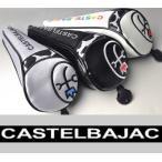 2016春夏新作 カステル バジャック スポーツ CASTELBAJAC ゴルフ ユーティリティヘッドカバー