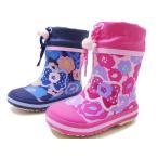 ショッピング長靴 オシュコシュ ラバーブーツ OSHKOSH OSK WB155R  ピンク ネイビー 女の子 冬用 レインブーツ スノーブーツ 子供用長靴 子供靴 ベビー用長靴 防水