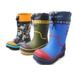 ショッピング長靴 ムーンスター MS WC007R 男の子 冬用 レインブーツ スノーブーツ 子供用長靴 子供靴 キッズ用長靴 防水・防寒 靴