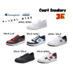 チャンピオン Champion M125 新品 メンズ ジュニア スポーツ スニーカー スクールシューズ 定番 通学 普段履 コートタイプ 幅広3E 靴(*)