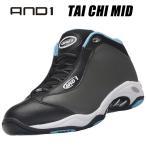 2016 NEW AND1 アンドワン タイチミッド TAI CHI MID バッシュ バスケットシューズ(1055mvb)