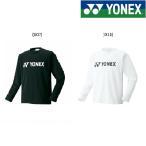 YONEX/ヨネックス ロングスリーブTシャツ ウェア 長袖シャツ ロンTユニセックス wyo(16158)