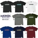 MADROCK マッドロック 半袖シャツ DRY MR LOGO TEE バスケットボールウェア 2019SU wma(bb18ts01)