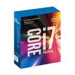 (CPU)intel Core i7-7700K(第7世代 Kabylake カービーレイク/コアクロック 4.2Ghz/ブースト 4.5Ghz)