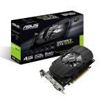 (グラフィックボード・ビデオカード)ASUS PH-GTX1050TI-4G (PCIExp 4GB)