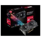 グラフィックボード、ビデオカード グラフィックボード ビデオカード ASUS ROG-STRIX-RX570-O4G-GAMING Radeon RX 570 PCI Express 3.0 x16