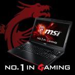 (ゲーミングノートパソコン)msi GP62 6QE-046JP