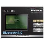 keian KPD10B [タブレットPC 10.1型ワイド液晶 Android対応 8GB]