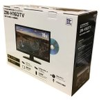 レボリューション ZM-H16DTV [16V型 地上デジタル DVD内蔵 液晶テレビ(録画付き)]