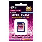 SUPER TALENT ST12SU1P SDカード (512GB)