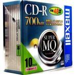 maxell CDR700S.1P10S 1 [データ用 CD-R 700MB 48倍速対応 10枚 5mmケース入 ]