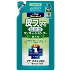 ライオン PK皮フを守るリンスインSP愛犬替400ml ケア用品(犬用)
