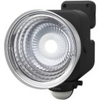 ムサシ LED-135 RITEX フリーアーム式LED乾電池センサーライト 3.5W×1灯