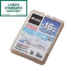 ロゴス 氷点下パック GT-16℃・ハード600g No.81660612 アウトドア キャンプ バーベキュー お弁当