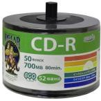 HI DISC HDCR80GP80SB2 [CD-R 700MB  52倍速対応  50枚]