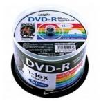 HI DISC HDDR47JNP50 [DVD-R 4.7GB 16倍速 50枚組]