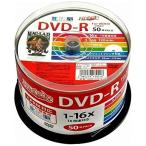 HI DISC HDDR12JCP50 [DVD-R 4.7GB 16倍速 50枚組]