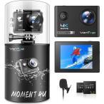 VANTOP MM4U 4K アクションカメラ