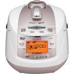 CUCKOO 1.8気圧IH高圧力発芽玄米炊飯器 6合炊き CRP-H