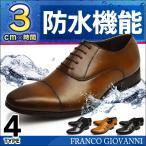 ビジネスシューズ 防水 メンズ 革靴 レインシューズ メンズシューズ ストレートチップ レースアップ モンクストラップ ダブルモンクストラップ 紳士靴 通勤