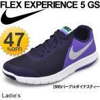 ジュニア シューズ 子ども NIKE ナイキ フレックス エクスペリエンス 5 GS スニーカー キッズ 子供靴 22.5-25.0cm NIKE FLEX EXPERIENCE 5 GS 正規品/844991