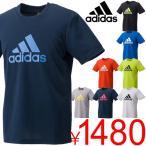 アディダス adidas/SK SS TEE3 ビッグロゴ メンズ 半袖Tシャツ/ドライTシャツランニング トレーニング ジム フィットネス 部活 紳士・男性用 16SS/BUR81