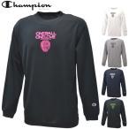 Tシャツ 長袖 バスケット スポーツ ウェア /Champion チャンピオン/練習着 メンズ/CBM2466