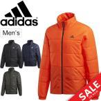 中綿ジャケット メンズ アウター アディダス ADIDAS BOS 3-Stripes Insulation Jacket 男性用 防寒着 スポーツ アウトドア/FXJ52【a20Qpd】