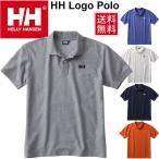 半袖 ポロシャツメンズ HELLY HANSEN ヘリーハンセン カノコポロ 鹿の子 ワンポイント HHロゴ シンプル 無地 紳士 男性用 クールビズ Logo Polo 正規品/HH31731
