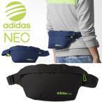 アディダス adidas neo ボディバッグ メンズ カジュアルバッグ スポーツミックス ウエストポーチ かばん BQ1171 BQ1172 スポーツバッグ/MKR22